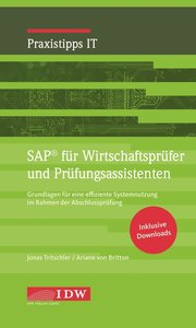 SAP für Wirtschaftsprüfer und Prüfungsassistenten
