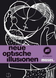 Neue Optische Illusionen - 33 Postkarten