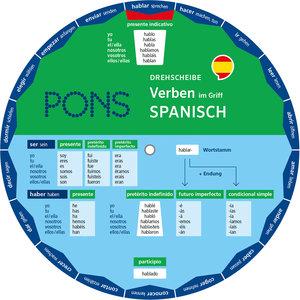 PONS Drehscheibe Verben im Griff Spanisch