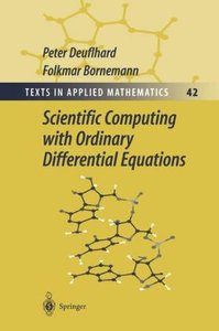 Scientific Computing with Ordinary Differential Equations