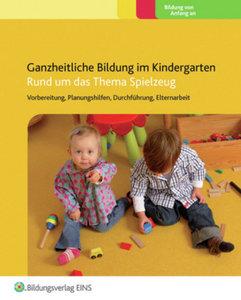 Rund um das Thema Spielzeug, Praxisordner für Erzieherinnen