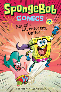 SpongeBob Comics 02