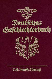 Deutsches Geschlechterbuch
