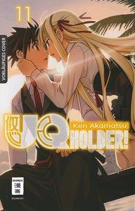 UQ Holder! 11