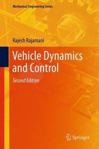Vehicle Dynamics and Control