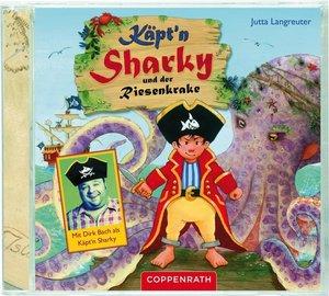 CD: Käpt\'n Sharky und der Riesenkrake