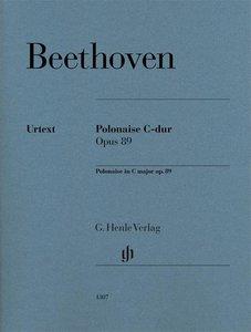 Polonaise C-dur op. 89