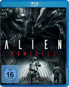 Alien Domicile, 1 Blu-ray
