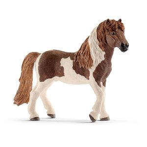 Island Pony Hengst, Kunststoff-Figur