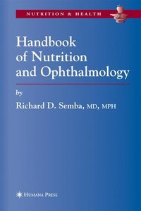 Handbook of Nutrition and Ophthalmology