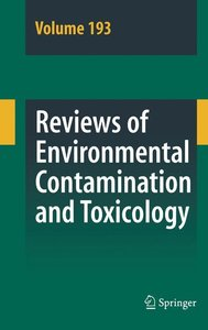 Reviews of Environmental Contamination and Toxicology 193