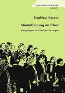 Stimmbildung im Chor