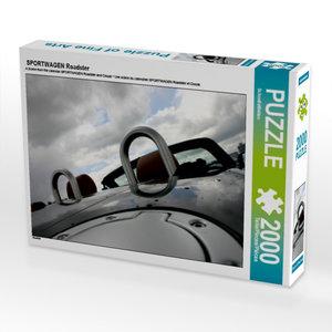 SPORTWAGEN Roadster 2000 Teile Puzzle quer