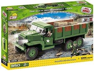 COBI 2378 - SMALL ARMY, GMC CCKW 353 Transport Truck, Lastwagen,