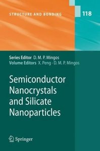 Semiconductor Nanocrystals and Silicate Nanoparticles