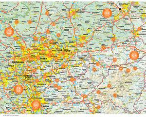 Region 8.6: Ruhrgebiet und Sauerland - Der regionale Saunaführer