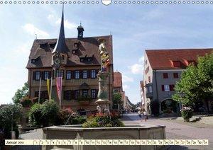 Unterwegs in Bietigheim-Bissingen (Wandkalender 2019 DIN A3 quer