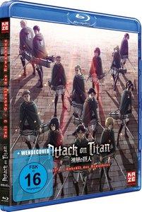 Attack on Titan - Anime Movie: Gebrüll des Erwachens. Tl.3, 1 Bl