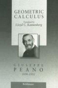 Geometric Calculus
