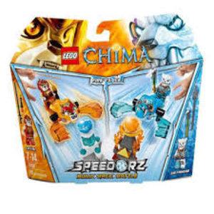 LEGO ® Chima Speedorz 70152 - Feuer-Ausbruch
