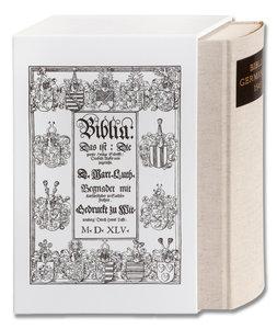 Biblia Germanica 1545