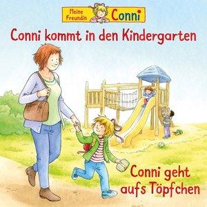 53: Conni Kommt In D.Kindergarten (Neu)/Töpfchen