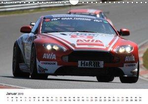 Aston Motorsport (Wandkalender 2019 DIN A4 quer)