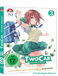 Two Car. Tl.3, 1 Blu-ray (Limited Collector\'s Edition)