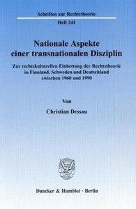 Nationale Aspekte einer transnationalen Disziplin