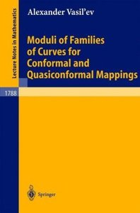 Moduli of Families of Curves for Conformal and Quasiconformal Ma