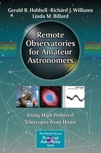 Remote Observatories for Amateur Astronomers