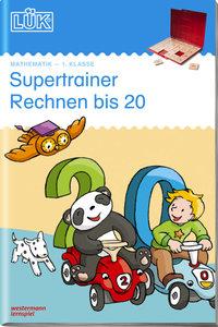 LÜK. Supertrainer Rechnen bis 20