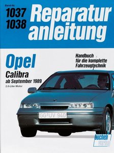 Opel Calibra ab September 1989