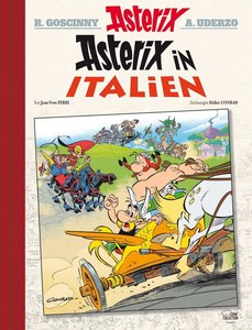 Asterix 37 Luxusedition