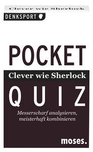 Pocket Quiz - Clever wie Sherlock