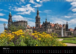 Dresden, das Florenz an der Elbe / CH-Version