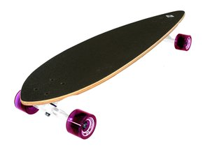 Longboard Pintail 102 cm Design Surf's Up