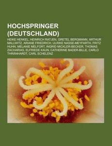 Hochspringer (Deutschland)