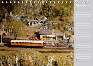 Modellbahn-Szenen