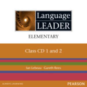 Language Leader Elementary Class. CD