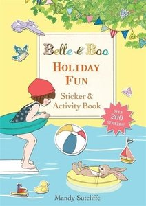 Belle & Boo: Summer Sticker & Activity