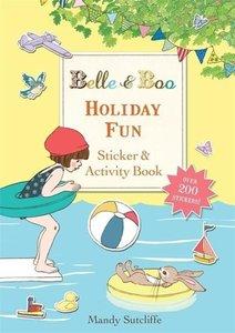 Belle & Boo: Summer Sticker & Activity