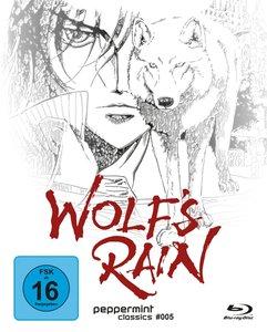 Wolf\'s Rain-Episoden 01-26+4 OVAs