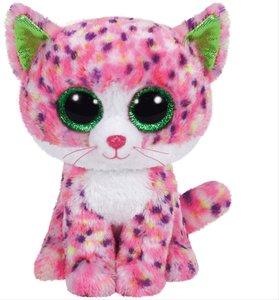 GL Sophie-Katze pink, ca. 15cm