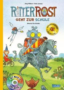 Ritter Rost 8: Ritter Rost geht zur Schule (limitierte Sonderaus