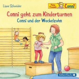 Conni geht zum Kinderturnen / Conni und der Wackelzahn