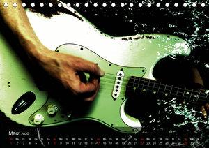 Rockgitarren Power