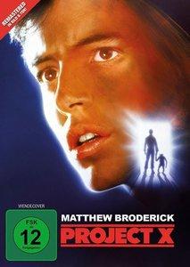 Projekt X, 1 DVD