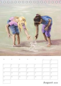Sommer, Sonne und Spass (Tischkalender 2020 DIN A5 hoch)