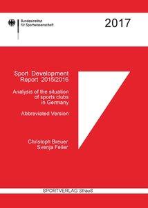 Sport Development Report 2015/2016